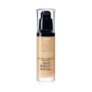 Bourjois123 Perfect Foundation Podkład 54 Beige