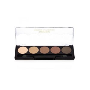 Golden Rose Professional Paleta 5 cieni do powiek 103