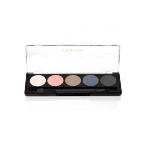 Golden Rose Professional Paleta 5 cieni do powiek 112