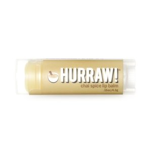 Hurraw! Balsam do ust Chai Spice
