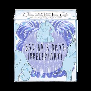 Invisibobble Gumki do włosów BAD HAIR DAY? IRRELEPHANT! 3 SZT