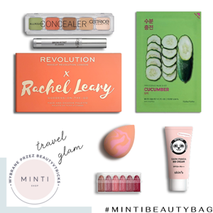 Kosmetyczka TRAVEL GLAM by BeautyVTricks
