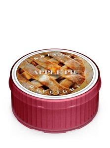 Kringle Candle Coloured Daylight Świeczka zapachowa Apple Pie