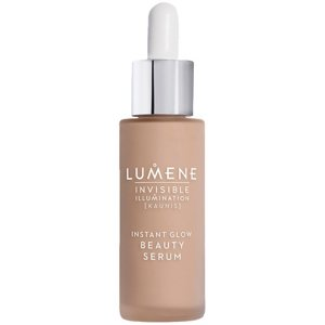 Lumene Invisible Illumination Instant Glow Beauty Tonujące serum do twarzy z pigmentem Universal Dark