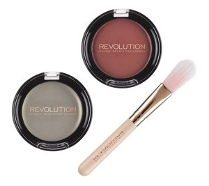 Makeup Revolution Handbag Strobe, Light and Cheek