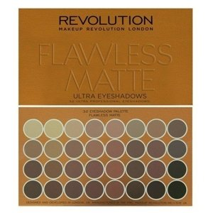 Makeup Revolution Paleta 32 cieni FLAWLESS MATTE