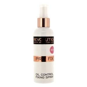 Makeup Revolution spray OIL CONTROL FIXING SPRAY