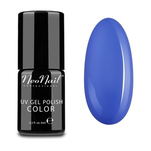 NeoNail Candy Girl Lakier hybrydowy Fancy Blue 6 ml