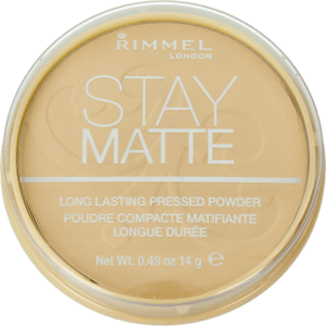 Rimmel Stay Matte Puder do twarzy 06