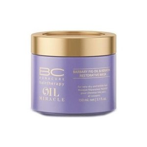 SCHWARZKOPF Bc Oil Miracle Barbary Fig Keratin Resorative maska odbudowująca 150ml