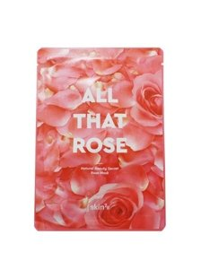 SKIN79 All That Rose Mask - Skin Glow & Moisturizing 25g