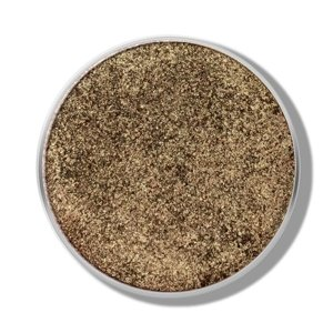 SUVA Beauty Shimmer Eye Shadow Refill Cień do powiek BULA Golden Brown Shimmer