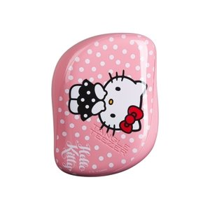 Tangle Teezer Compact Styler Hello Kitty różowo-biała