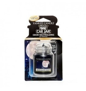 Yankee Candle Car Jar Ultimate Zapach do samochodu Midsummer's Night