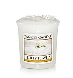 Yankee Candle Świeca SAMPLER Fluffy Towels