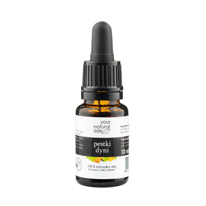 Your Natural Side Olej Nierafinowany Z PESTEK DYNI 10ml