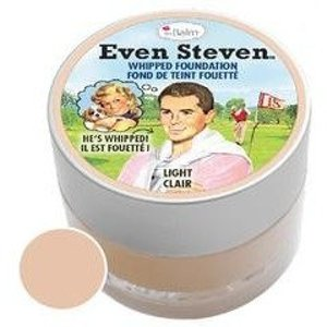 theBalm Even Steven Whipped Foundation Podkład do twarzy Light