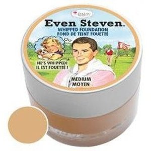 theBalm Even Steven Whipped Foundation Podkład do twarzy Medium