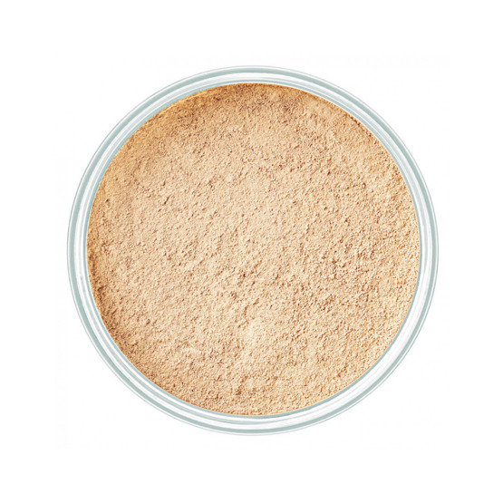 ARTDECO Mineral Powder Foundation Puder mineralny sypki 4 Light Beige