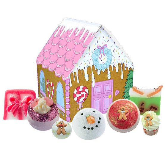 BOMB Cosmetics Zestaw upominkowy The House of Sugar & Spice Gift Pack
