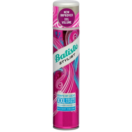 Batiste Lakier Oomph My Locks XXL Volume Spray Lakier do włosów 300 ml