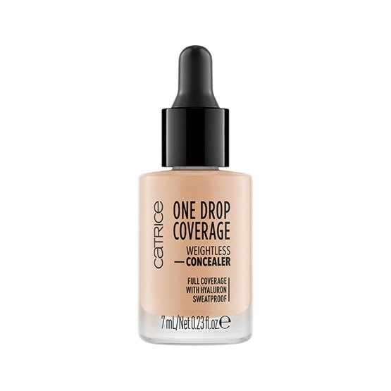 CATRICE Korektor One Drop Coverage Weightless 010 Light Beige