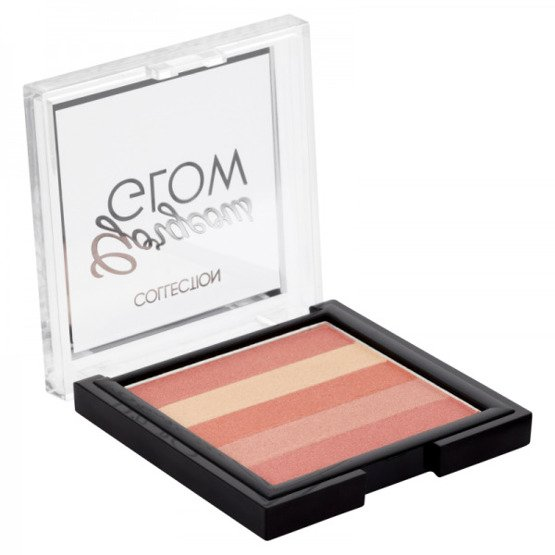 Collection Gorgeous Glow Puder do twarzy 1 Blush