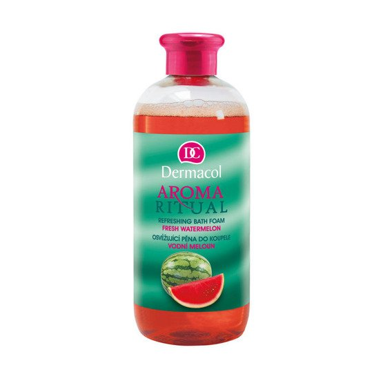 Dermacol Aroma Ritual Bath Foam Piana do kąpieli Watermelon 500ml