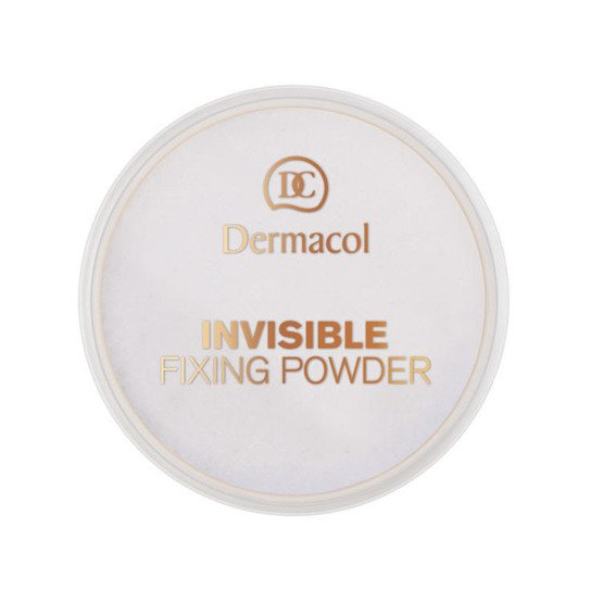 Dermacol Invisible Fixing Powder Puder Transparentny Light