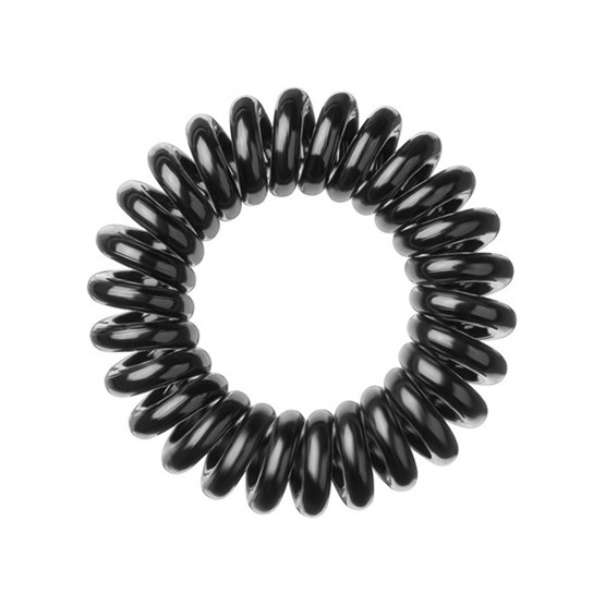Invisibobble Gumki do włosów POWER - TRUE BLACK 1 SZT