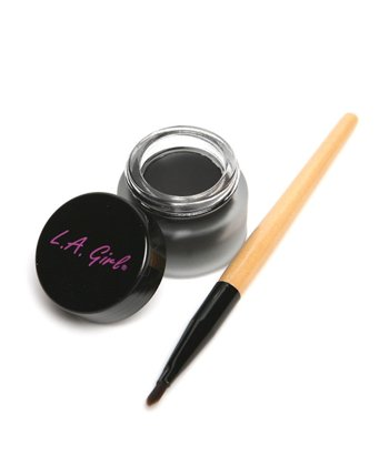 L.A. Girl Liner Kit Jet Kremowy eyeliner BROWN