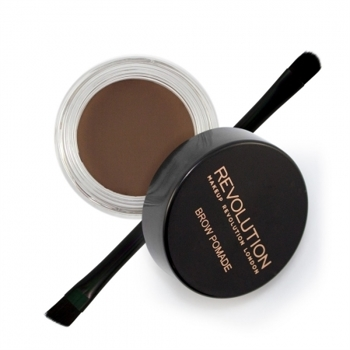 Makeup Revolution Brow Pomade Dark Brown