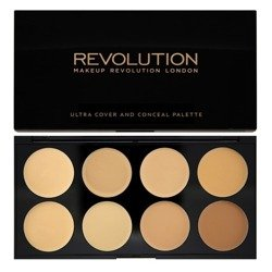 Makeup Revolution Paleta korektorów LIGHT-MEDIUM