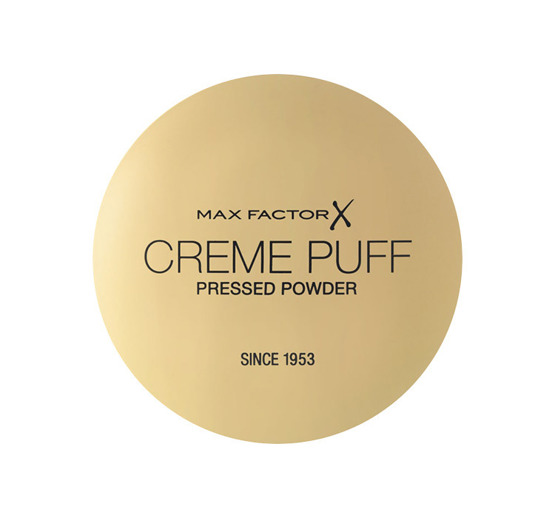Max Factor Creme Puff  Refills Medium Beige 41