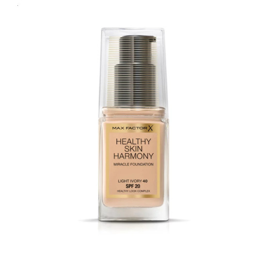 Max Factor Healthy Skin Harmony Miracle Podkład do twarzy 40 Light Ivory