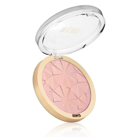 Milani HYPNOTIC LIGHTS POWDER HIGHLIGHTER Rozświetlacz do twarzy 02 Luminous Light