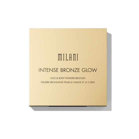 Milani INTENSE BRONZE GLOW -Face&Body Powder Bronzer do twarzy
