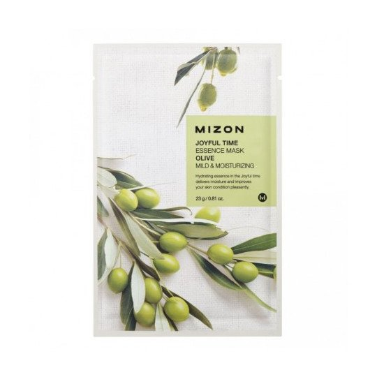 Mizon Joyful Time Essence Mask Maska w płacie OLIWKA