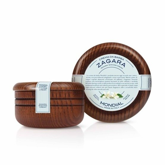 Mondial 1908 Luxury Wood Kwiatowy krem do golenia 140ml