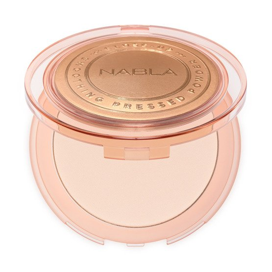 NABLA Close-up Smoothing Pressed Powder Puder do twarzy Light
