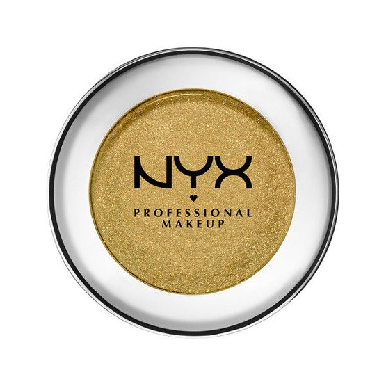 NYX Professional Makeup Prismatice Eye Shadow Metaliczny cień do oczu Gilded