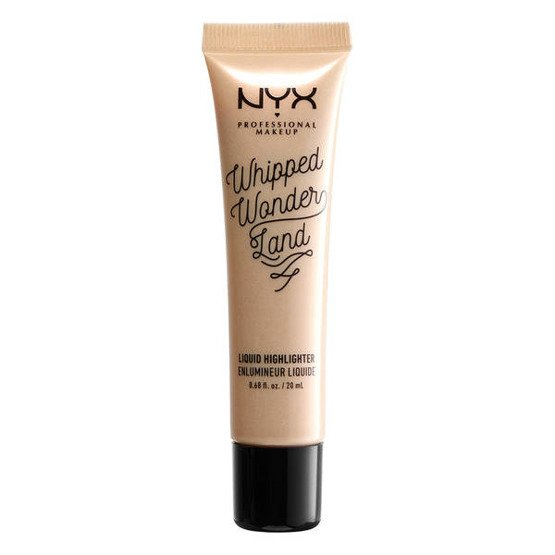 NYX Professional MakeUp Whiped Wonderland Liquid Highlighter Rozświetlacz Dazzler