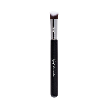 Nanshy Concealer 3D Brush Pędzel do korektora Onyx Black