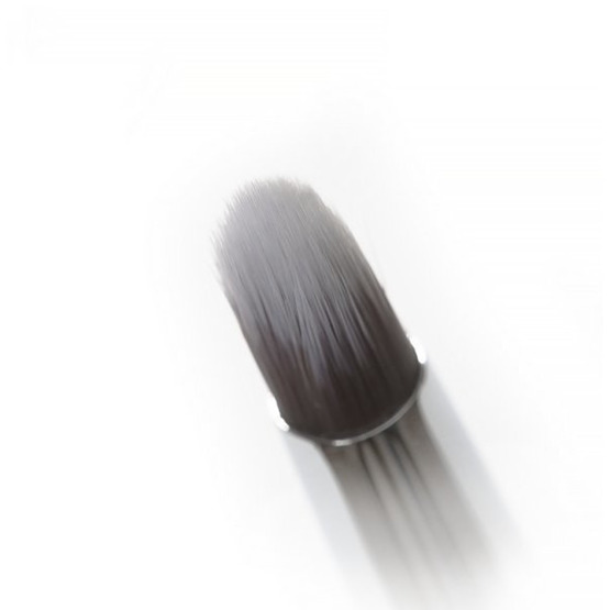 Nanshy Pencil Brush Black Pędzel do aplikacji cieni