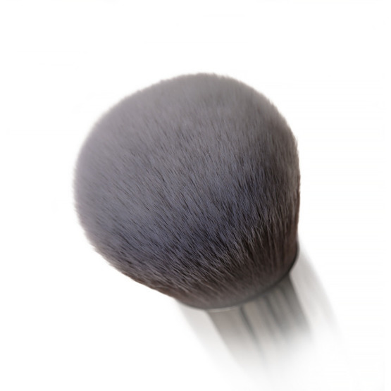 Nanshy Round Brush - Buffed Base Black R02 Pędzel do podkładu