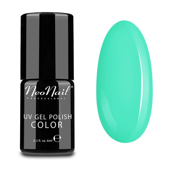 NeoNail Candy Girl Lakier hybrydowy Feeling Mint 6 ml