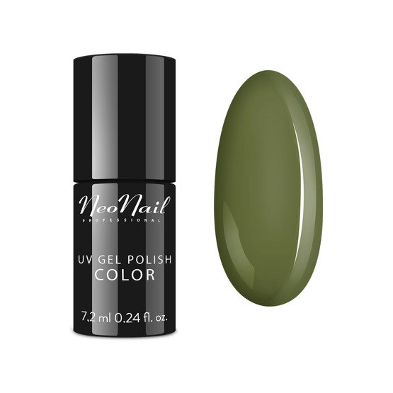 NeoNail Fall in Love Lakier hybrydowy Unripe Olives 7.2ml