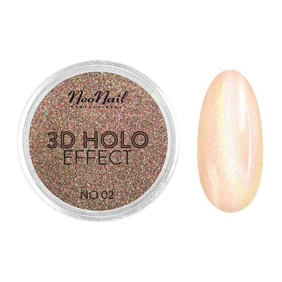 NeoNail Puder 3D Holo Effect 02 2g