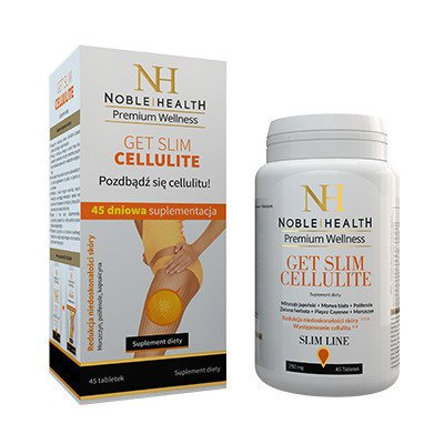 Noble Health GET SLIM CELLULITE