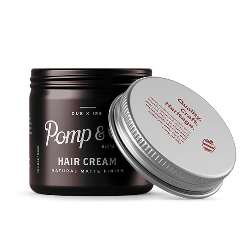Pomp&Co Hair Cream Matowa pasta do włosów 60ml